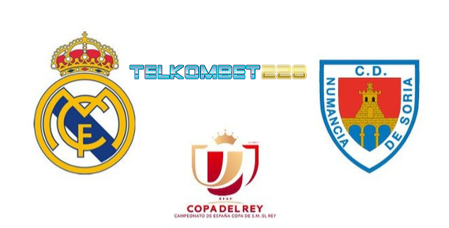 Real Madrid vs Nurmancia
