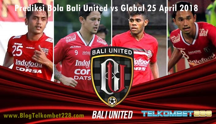 Bali United vs Global