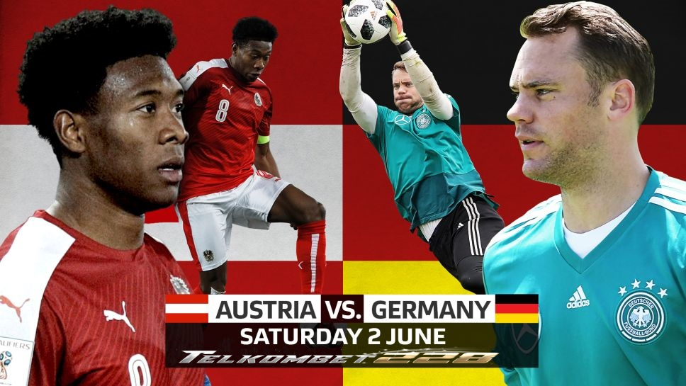 Austria vs Germany