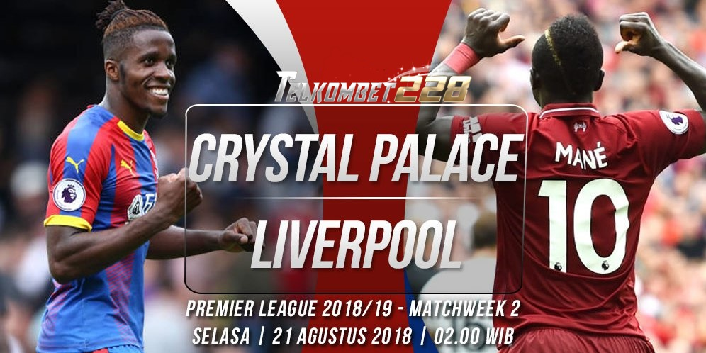Crystal Palace vs Liverpool