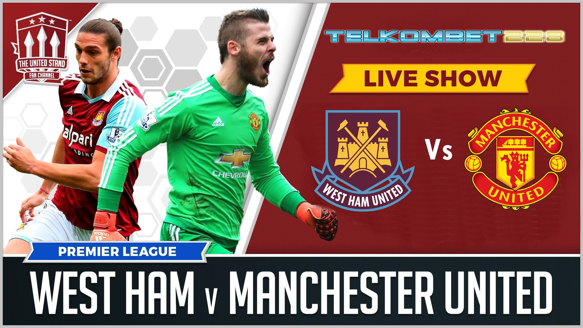 West Ham United Vs Manchester United
